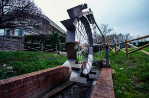 Water wheel, Wesen