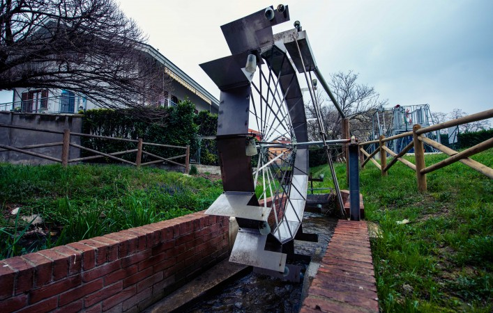 Water wheel, Wesen