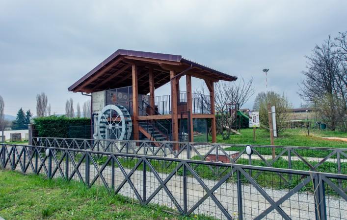 Macchine di Leonardo, ecomuseo del Freidano, Wesen.