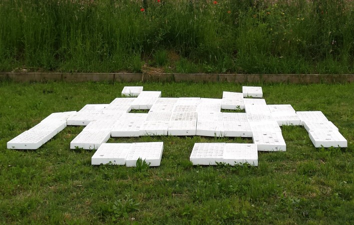 Space Invaders, Dan Halter, Urban Biotopes, workshop, Architettura in Città